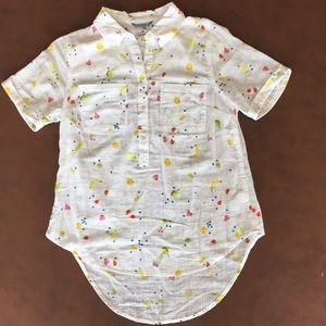 Fruit Patterned shirt